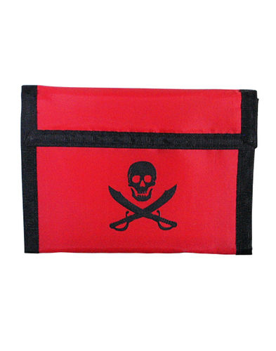 PORTE-BILLET JOLLY ROGER